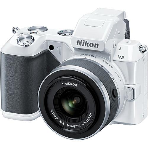 Nikon 1 V2 Kit White