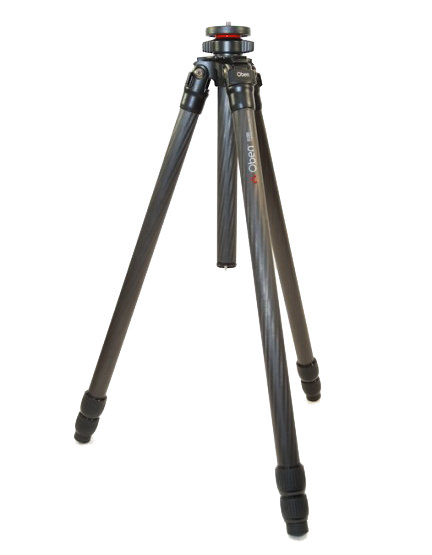 Oben CT-2320 3 section Carbon Fiber Tripod