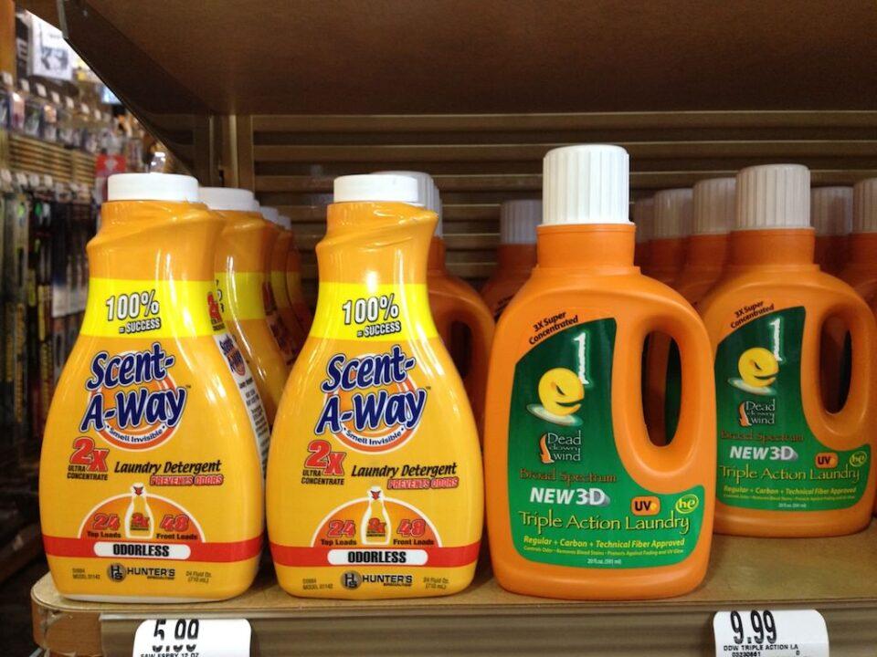 No Scent Detergent