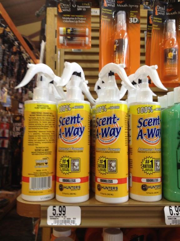 No Scent Spray
