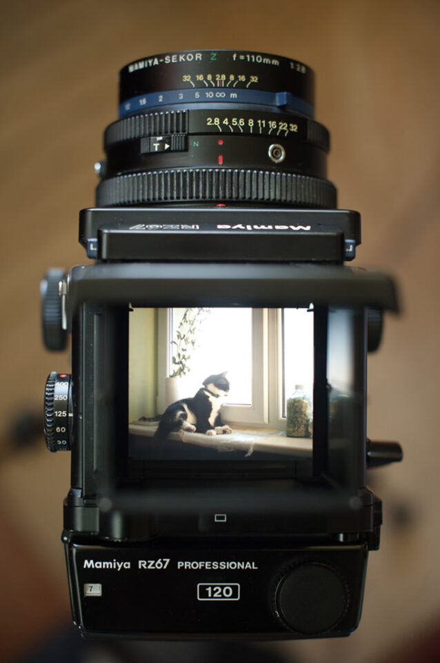 A Very Personal Mamiya RZ67 Pro Review