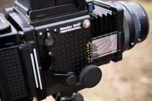 Mamiya RZ67 Pro Focusing Knob