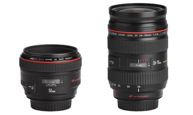 Beginner Guide - Prime vs Zoom Lenses