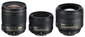 Which Nikon Prime Lens to Buy First?
