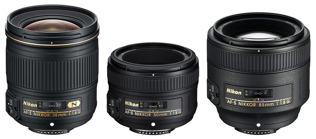 Which Nikon Prime Lens To Buy First