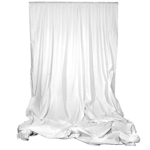 White background muslin