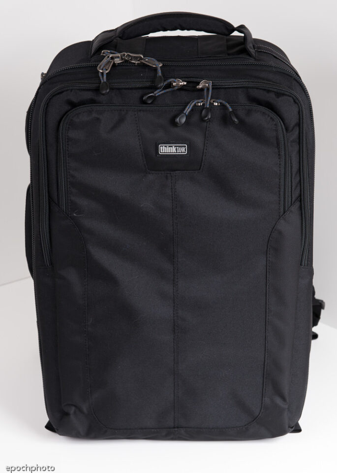 Airport Accelerator Backpack front view