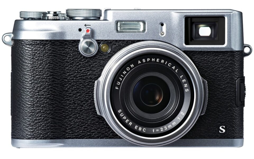Fujifilm X100S Front