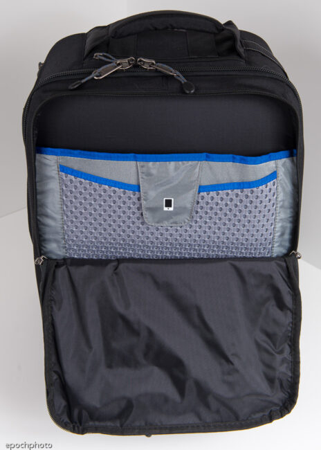 Airport Accelerator Backpack laptop pouch