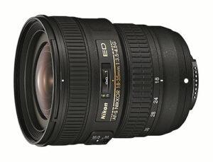 Nikon 18-35mm f/3.5-4.5G Preview