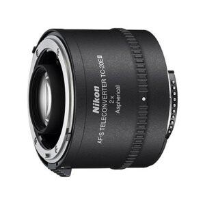 Image Degradation with Nikon Teleconverters