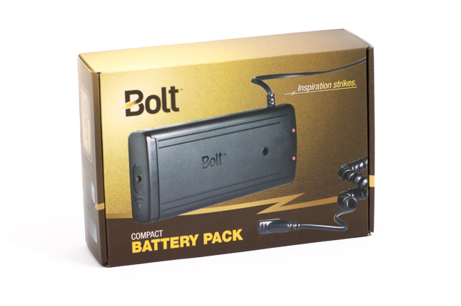 Bolt CBP-N1 Compact Battery Pack