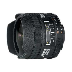 Nikon AF Fisheye NIKKOR 16mm f/2.8D