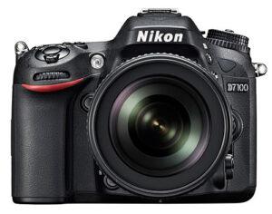Nikon D7100 Firmware Update