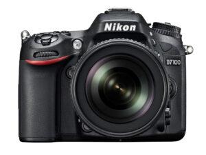 Nikon D7100 Front
