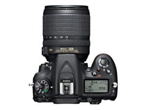 Nikon D7100 Top