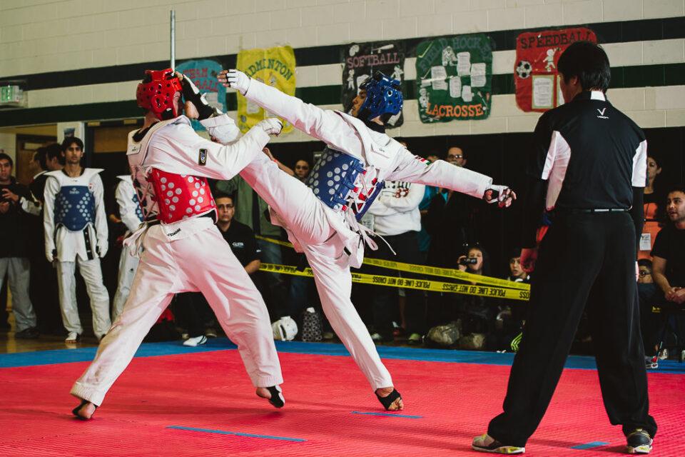 Taekwondo Sparring #3