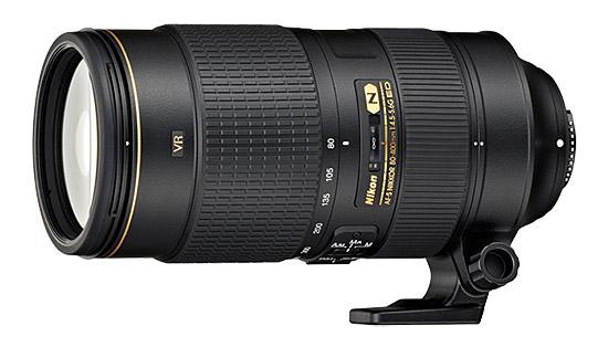 Nikon 80-400mm f/4.5-5.6G ED VR