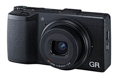 Ricoh GR Announced