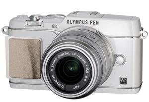 Olympus E-P5 Mirrorless Camera Announced