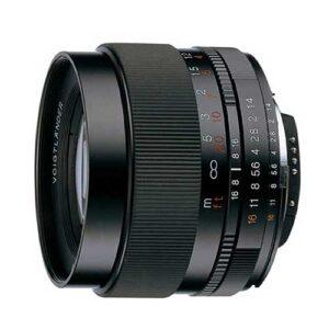 Voigtlander 58mm f/1.4 Nokton SL II