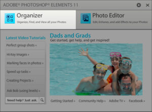 Adobe Photoshop Elements 11 Organizer