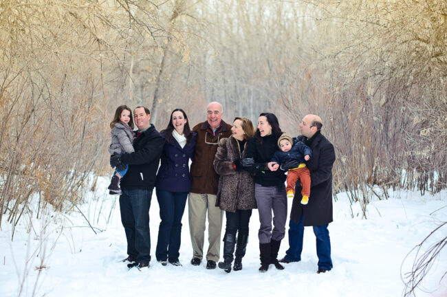 Photographing Family Portraits Tutorial