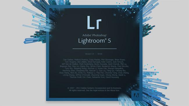 Lightroom 5 Latest Version