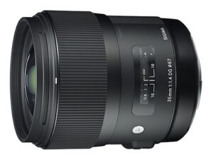Sigma 35mm f/1.4 DG HSM Art Review