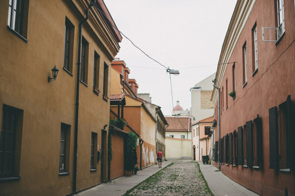 Street Photography in Vilnius