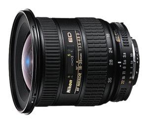 Nikon 18-35mm f/3.5-4.5D Review