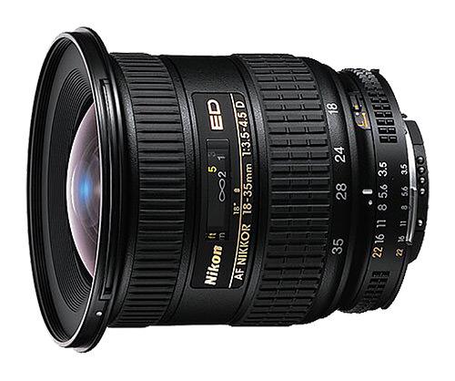 Nikon 18-35mm f/3.5-4.5D