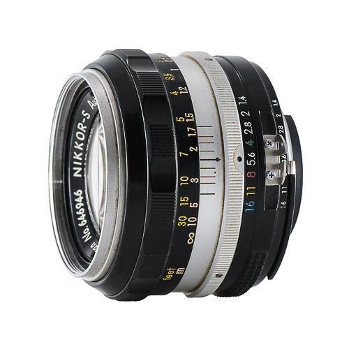 Nikon NIKKOR-S Auto 50mm f/1.4