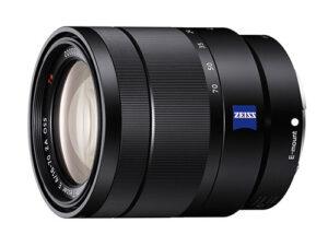 Three New Lenses for Sony E-mount Announced