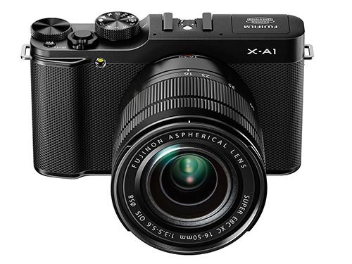 Fujifilm X-A1_front