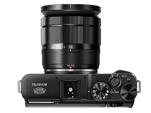 Fujifilm X-A1_top