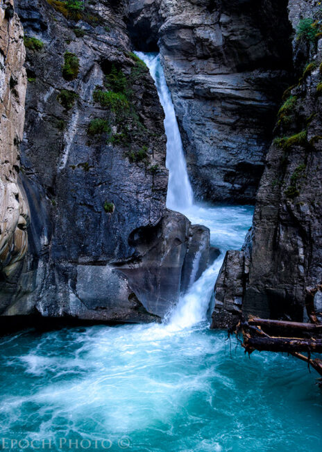 Johnston_Canyon_Lower_Falls