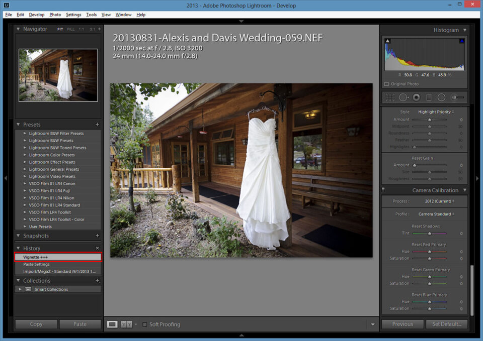 Lightroom Exit Bug Screenshot