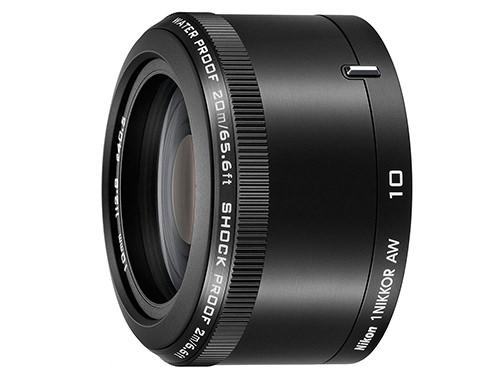 Nikkor 10mm f2.8 AW lens