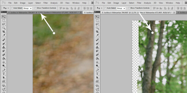 Click-And-Drag Document as New Layer in Photoshop