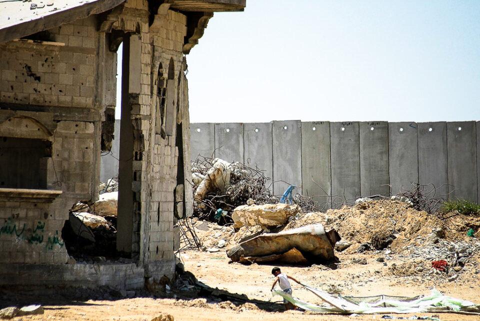 Documenting Palestine in Photographs - © Gary Fields (4)