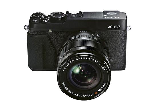 Fujifilm X-E2_Front black