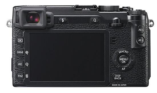 Fujifilm X-E2_Rear