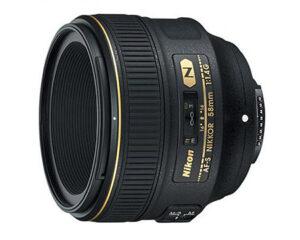 Nikon 58mm f/1.4G Announcement