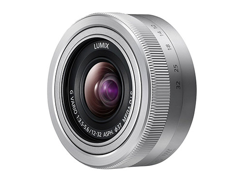 Panasonic 12-32mm F3.5-5.6 Lumix G Vario