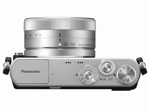 Panasonic Lumix GF1_Top