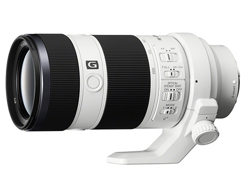 Sony FE 70-200 F4 G OSS Lens