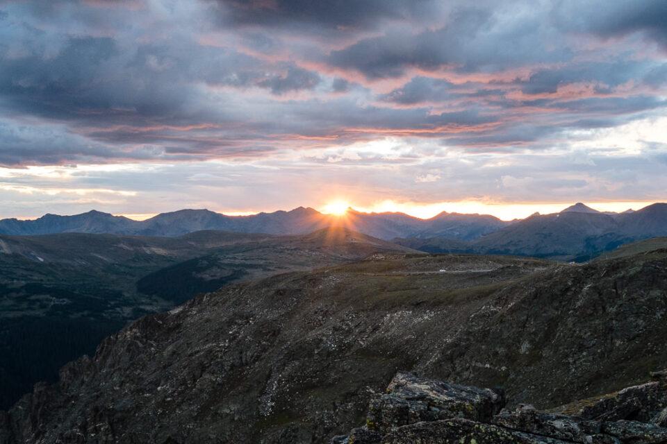 Sunset Sample
