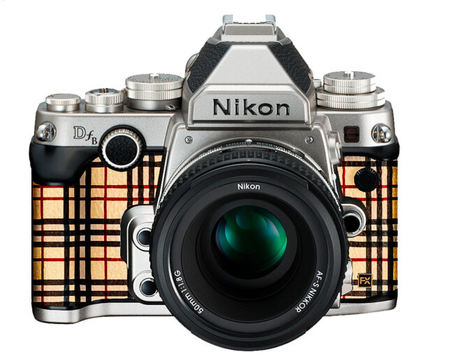 Nikon DFB - Burberry Edition