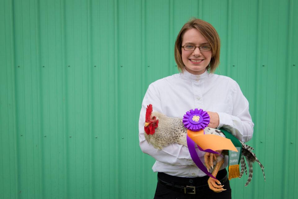 Girls Prize Chicken
